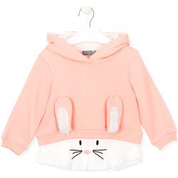 Textiel Kinderen Sweaters / Sweatshirts Losan 026-6024AL Roze