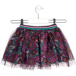 Textiel Meisjes Rokken Losan 026-7026AL Grijs
