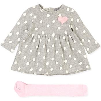 Textiel Meisjes Setjes Losan 028-8034AL Grijs
