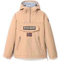Textiel Heren Wind jackets Napapijri NP0A4EGY Beige