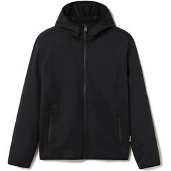 Textiel Heren Jacks / Blazers Napapijri NP0A4EN2 Zwart