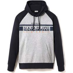 Textiel Heren Sweaters / Sweatshirts Napapijri NP0A4ENB Grijs
