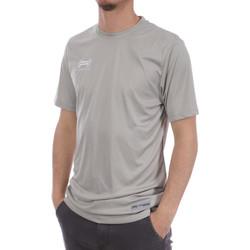 Textiel Heren T-shirts & Polo's Hungaria  Grijs
