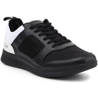 Schoenen Heren Lage sneakers Lacoste Joggeur 217 2 G TRM 7-33TRM1005312 black, white