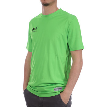 Textiel Heren T-shirts & Polo's Hungaria  Groen