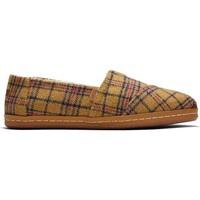 Schoenen Dames Sloffen Toms Pantoffel Alpargata Buckthorn  10015698 Cognac/Camel