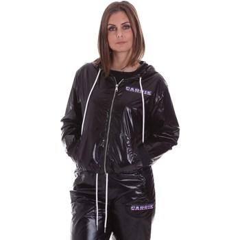 Textiel Dames Jacks / Blazers La Carrie 092M-TJ-410 Zwart