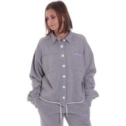 Textiel Dames Jacks / Blazers La Carrie 092M-TJ-320 Grijs
