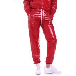 Textiel Dames Trainingsbroeken La Carrie 092M-TP-431 Rood
