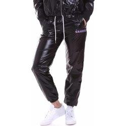 Textiel Dames Trainingsbroeken La Carrie 092M-TP-411 Zwart
