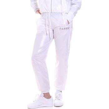 Textiel Dames Trainingsbroeken La Carrie 092M-TP-421 Wit