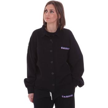Textiel Dames Jacks / Blazers La Carrie 092M-TJ-310 Zwart