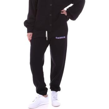 Textiel Dames Trainingsbroeken La Carrie 092M-TP-311 Zwart