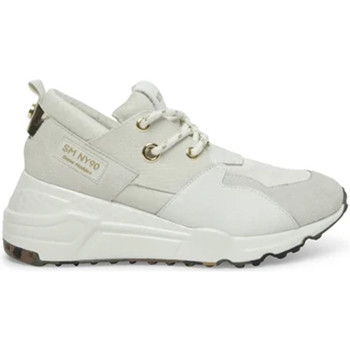 Schoenen Dames Sneakers Steve Madden SMPCLIFF-WHTWHT Wit