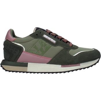 Schoenen Dames Sneakers Napapijri NA4F2J Groen