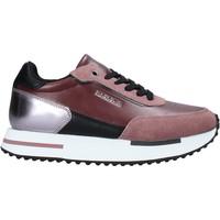 Schoenen Dames Sneakers Napapijri NA4F2N Rood