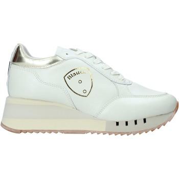 Schoenen Dames Sneakers Blauer F0CHARLOTTE05/LAN Wit