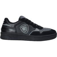 Schoenen Heren Sneakers Blauer F0DAYTON01/TUC Zwart