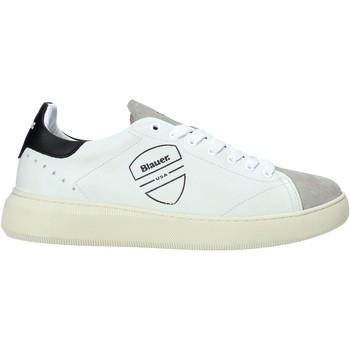 Schoenen Heren Sneakers Blauer F0KEITH02/LES Wit