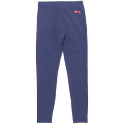 Textiel Meisjes Leggings Fila 688155 Blauw