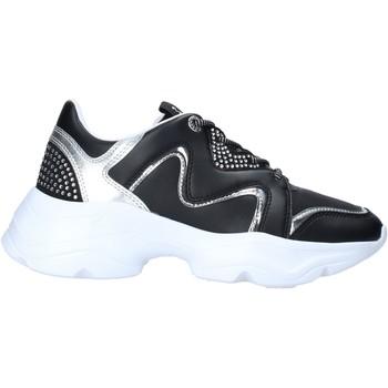 Schoenen Dames Sneakers Manila Grace S013EW Zwart