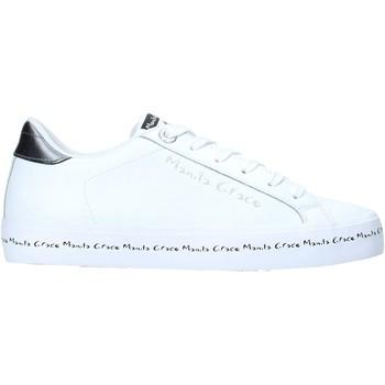 Schoenen Dames Sneakers Manila Grace S046LU Wit