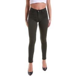 Textiel Dames Broeken / Pantalons Hanny Deep F651YALESA03 Groen