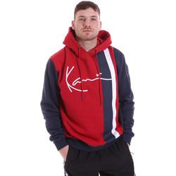Textiel Heren Sweaters / Sweatshirts Karl Kani KRCKKMQ32005DRED Rood
