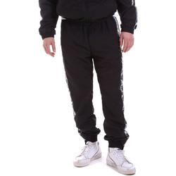 Textiel Heren Broeken / Pantalons Karl Kani KRCKKMQ32025BLK Zwart