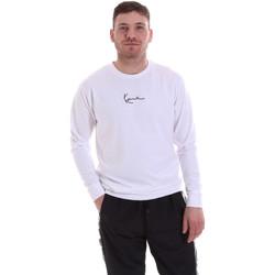 Textiel Heren Sweaters / Sweatshirts Karl Kani KRCKKMQ22002WHT Wit