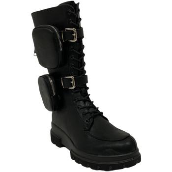 Schoenen Dames Laarzen Gold&gold B20 GA639 Zwart