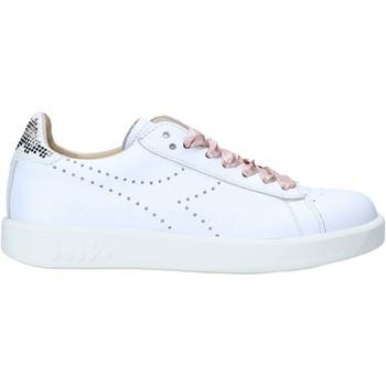 Schoenen Dames Sneakers Diadora 201.172.796 Wit
