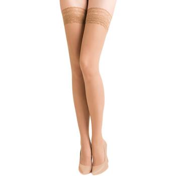 Ondergoed Dames Panty's/Kousen Gabriella 200-CALZE BEIGE Beige
