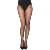 Ondergoed Dames Panty's/Kousen Gabriella 471-PUNTINA NERO Zwart