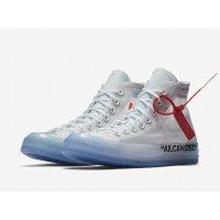 Schoenen Hoge sneakers Converse Chuck Taylor 70 x Off-White