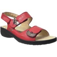 Schoenen Dames Sandalen / Open schoenen Mobils By Mephisto Getha Rood