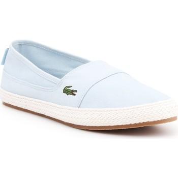 Schoenen Dames Lage sneakers Lacoste Marice 218 1 CAW 7-35CAW004252C blue