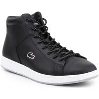 Schoenen Dames Hoge sneakers Lacoste 30SPW4113 black