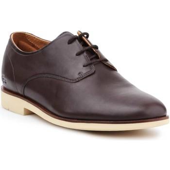 Schoenen Heren Derby Lacoste Crosley Prem116 1 CAM 7-31CAM0110176 brown