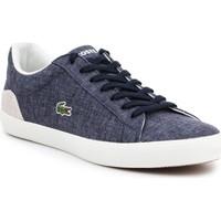 Schoenen Heren Lage sneakers Lacoste 7-35CAM007567F navy