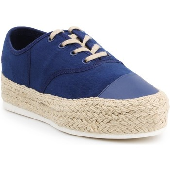 Schoenen Dames Lage sneakers Lacoste Rene Platform Espa STW 7-25STW1002120 navy