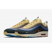 Schoenen Lage sneakers Nike Air Max 1/97 Sean Wotherspoon Light Blue Fury/Lemon Wash