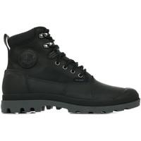 Schoenen Laarzen Palladium Manufacture Sporcuf Wp 2.0 Zwart
