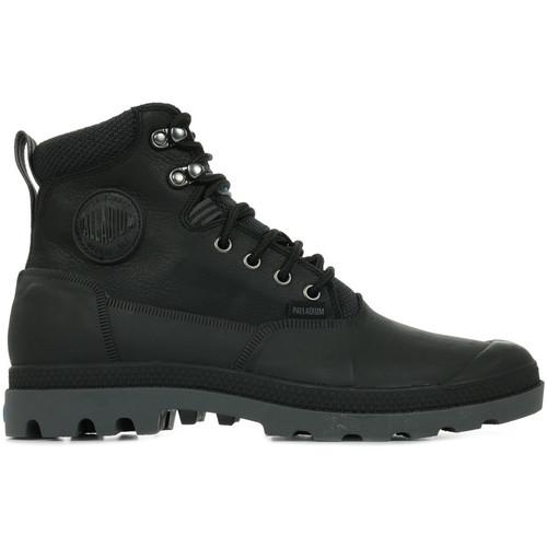 Schoenen Laarzen Palladium Sporcuf Wp 2.0 Zwart