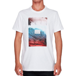 Textiel Heren T-shirts korte mouwen Billabong  Wit