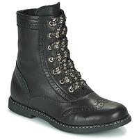 Schoenen Meisjes Laarzen Little Mary LYSIANE Zwart