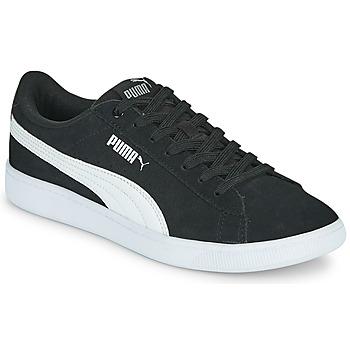 Schoenen Dames Lage sneakers Puma VIKKY Zwart