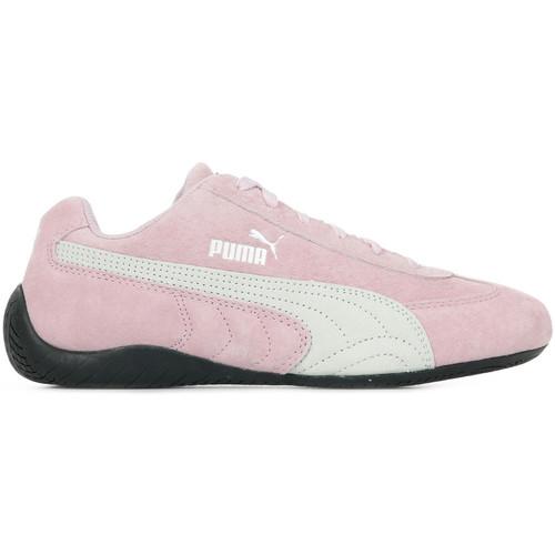 Schoenen Dames Sneakers Puma Speedcat OG Sparco Roze