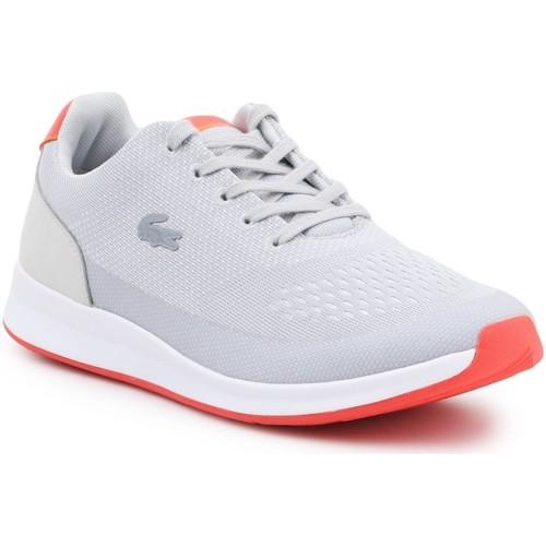 Schoenen Dames Lage sneakers Lacoste 35SPW0026 grey