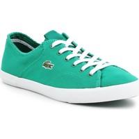 Schoenen Dames Lage sneakers Lacoste Ramer 7-27SPW3100GG2 green